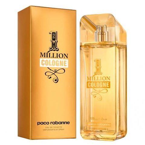 Outras Época Cosméticos - Perfume One Million Cologne Paco Rabanne 125ml - Perfume Masculino Por R$ 254,15