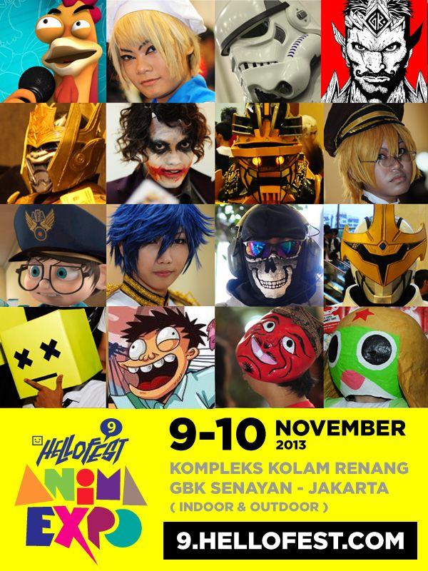 Dateng ke HELLOFEST 2013 Yok Gan! | Kaskus - The Largest Indonesian Community
