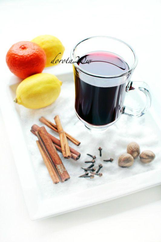 Przepis na herbaciany grzaniec