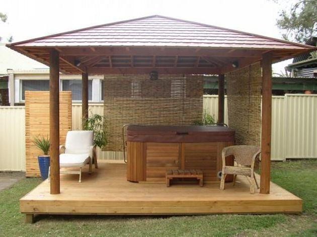 Gazebo Garden Ideas