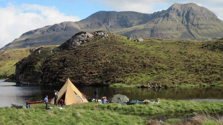 A Beginner's Guide to Wild Camping in Scotland
