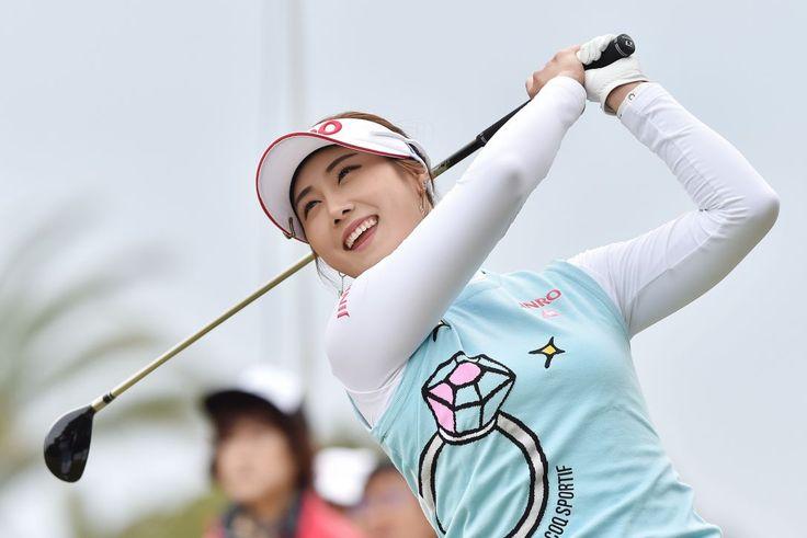 ヨコハマタイヤゴルフトーナメントPRGRレディスカップ 最終日 キムハヌル <Photo:Atsushi Tomura/Getty images>