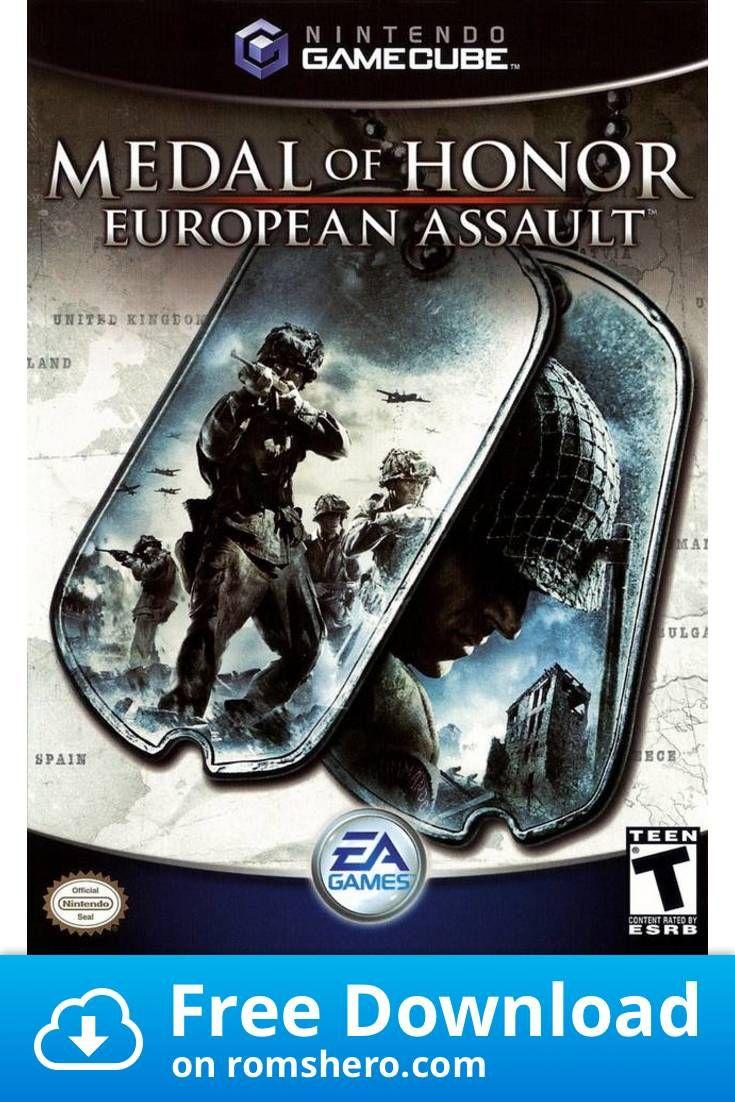 Download Medal Of Honor European Assault Gamecube Rom In 2020