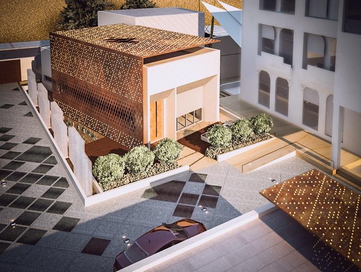 Cubed3 Private Diwaniya Jabriya
