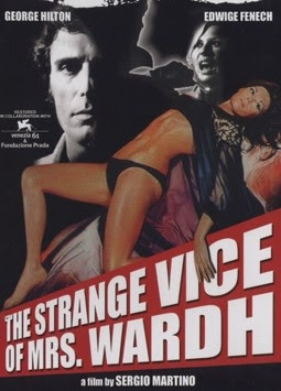 The Strange Vice of Mrs. Wardh (Sergio Martino, 1971, A. K. A. Blade of the Killer, The Next Victim, Next!)