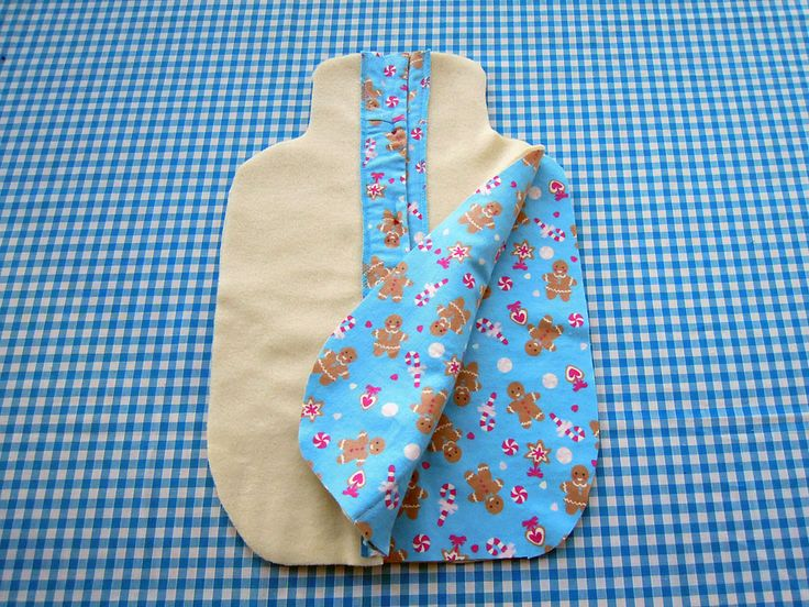 Tutorial : Hot Water Bottle Cover