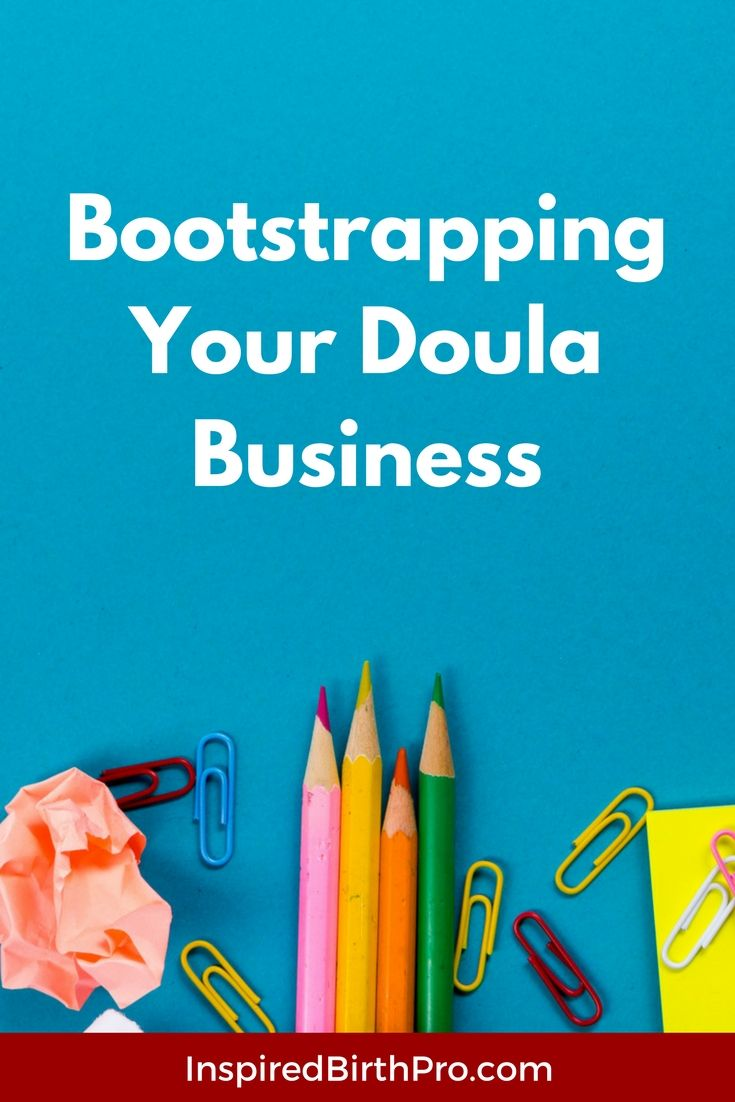 Starting your doula business on a shoestring budget is not impossible. If money is tight, there are many free tools and resources you can turn to.
