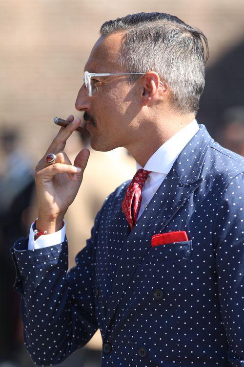 Firenze Pitti Uomo 86 || Streetstyle Inspiration for Men! #WORMLAND Men's Fashion
