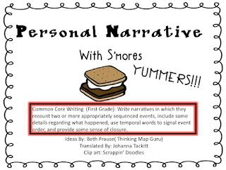 a personal narrative about sarah the narrators first love In class i was assigned to write a narrative about me name and use that to describe me.
