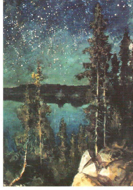 Järnefelt, Eero - Tähtitaivas