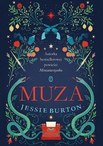Okładka książki Muza
