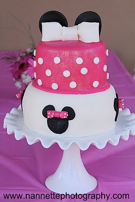 ...  1st birthday cakes, Mickey minnie mouse and Minnie mouse cake