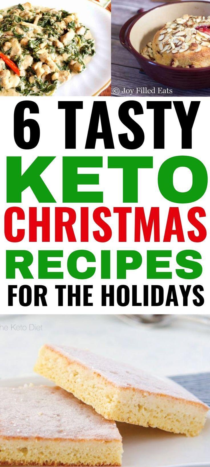 6 Delectable Keto Christmas Recipes You Ll Wanna Try Keto