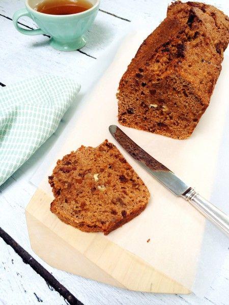 zelf ontbijtkoek maken made by ellen