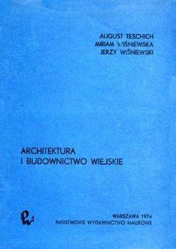 Kup teraz na allegro.pl za 10,00 zł - Architektura i budownictwo wiejskie (7171457462). Allegro.pl - Radość zakupów i bezpieczeństwo dzięki Programowi Ochrony Kupujących!