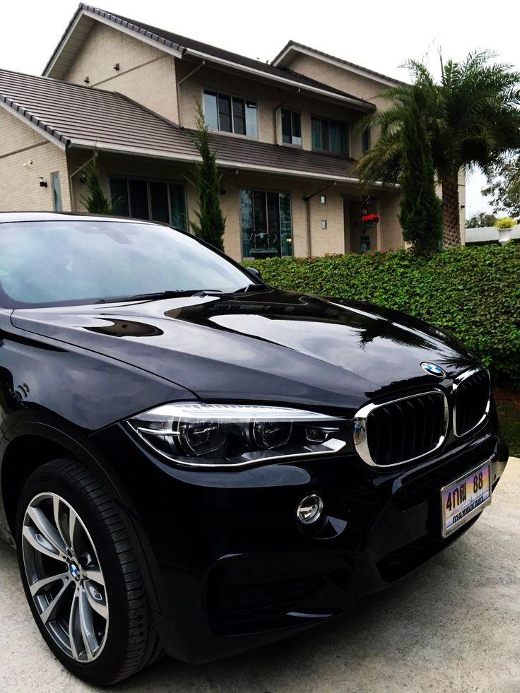 BMW X6. KOS home