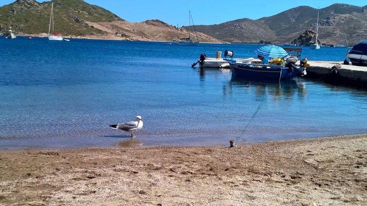 Grikos bay! #patmos