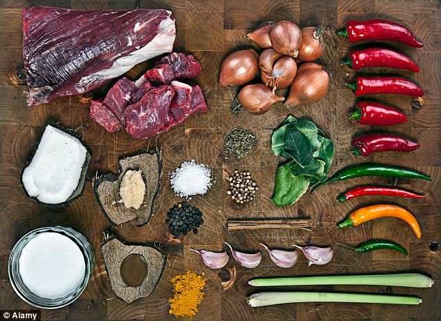 Mise en Place: Make sure you have all of your ingredients ready before you start cooking