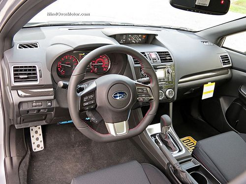 2015 Subaru WRX 10 by Mind Over Motor, via Flickr