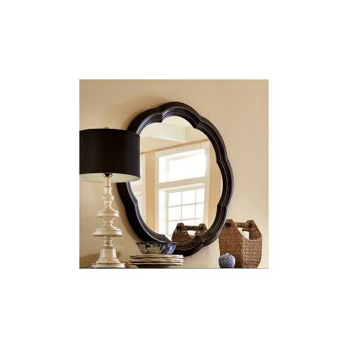 Legacy Classic Furniture Haven Scalloped Accent Mirror & Reviews | Wayfair