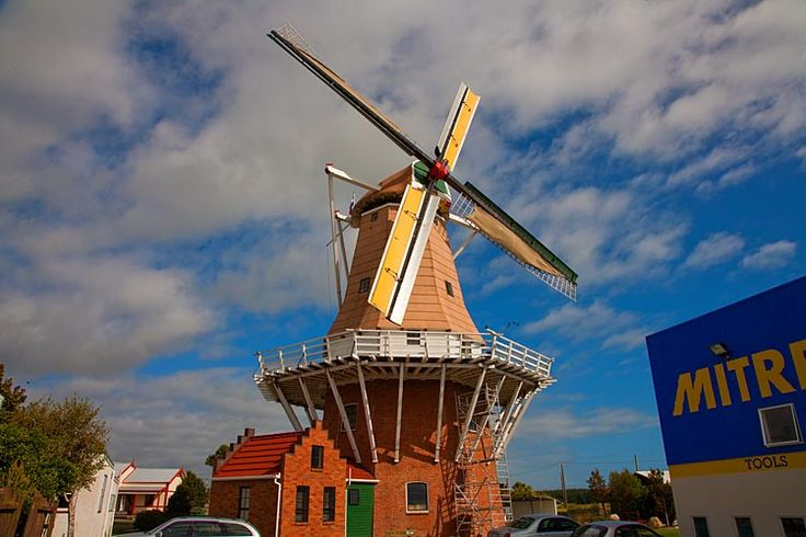 Foxton, windmill, see more at New Zealand Journeys app for iPad www.gopix.co.nz
