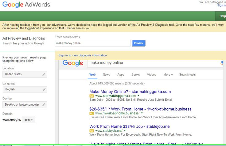 google Adwords helping Tools to setup and bid your campaigns successfully