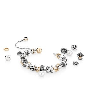 © Pandora Bracelet Pandora: Beauty Tent, Favorite Things, Bracelets Lov, Bracelets 3, Pandora Jewelry, Pandora Charms, Pandora Bracelets, Danishes Design, Bracelets Pandora
