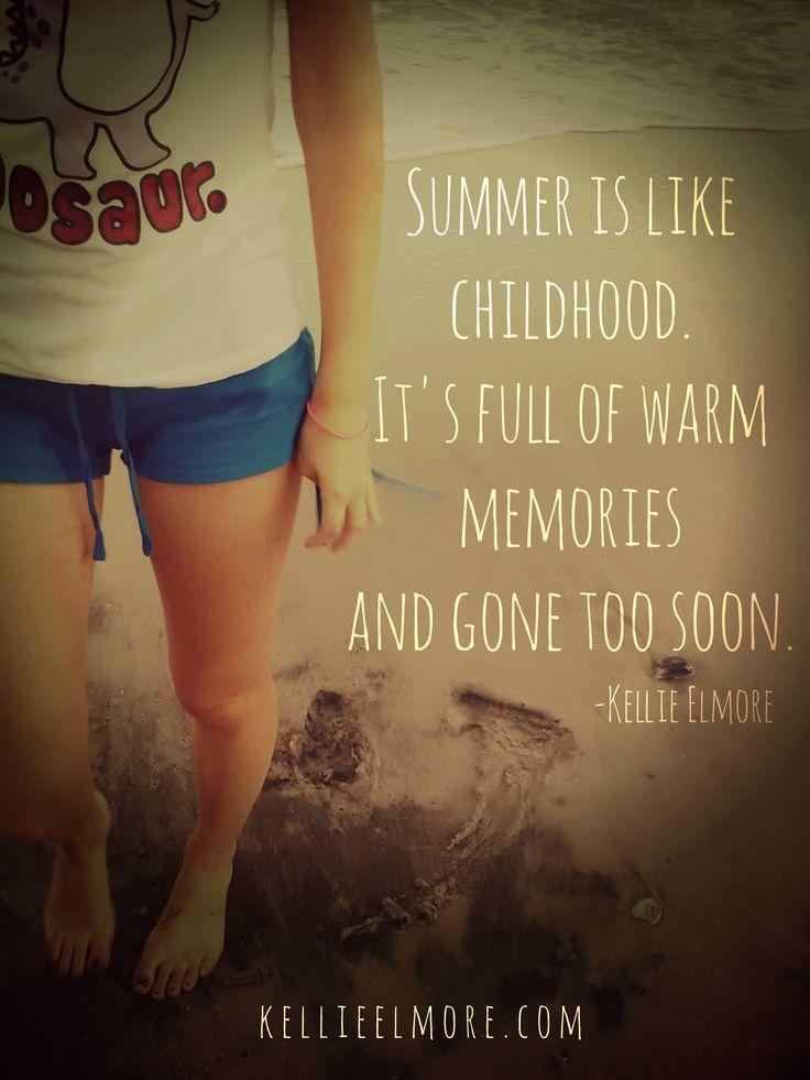 summer memories kellie elmore