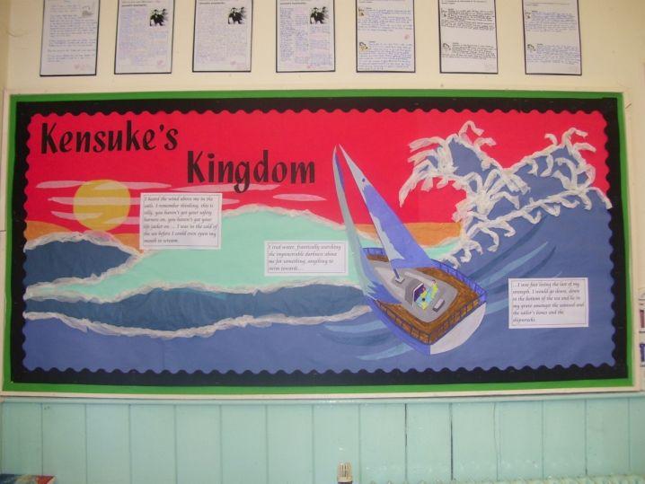 Best 25+ Kensukes kingdom ideas on Pinterest   Phonics display ks1 ...