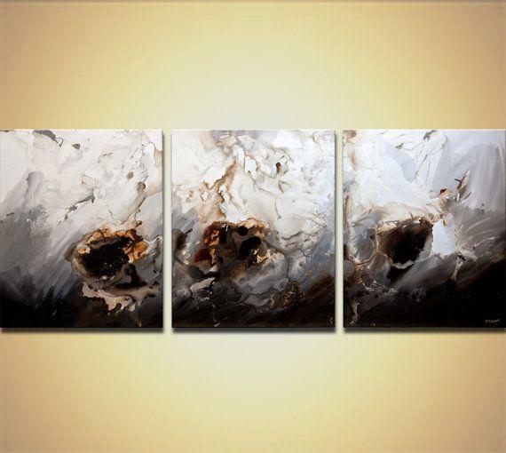 Best 25 Modern abstract art ideas on