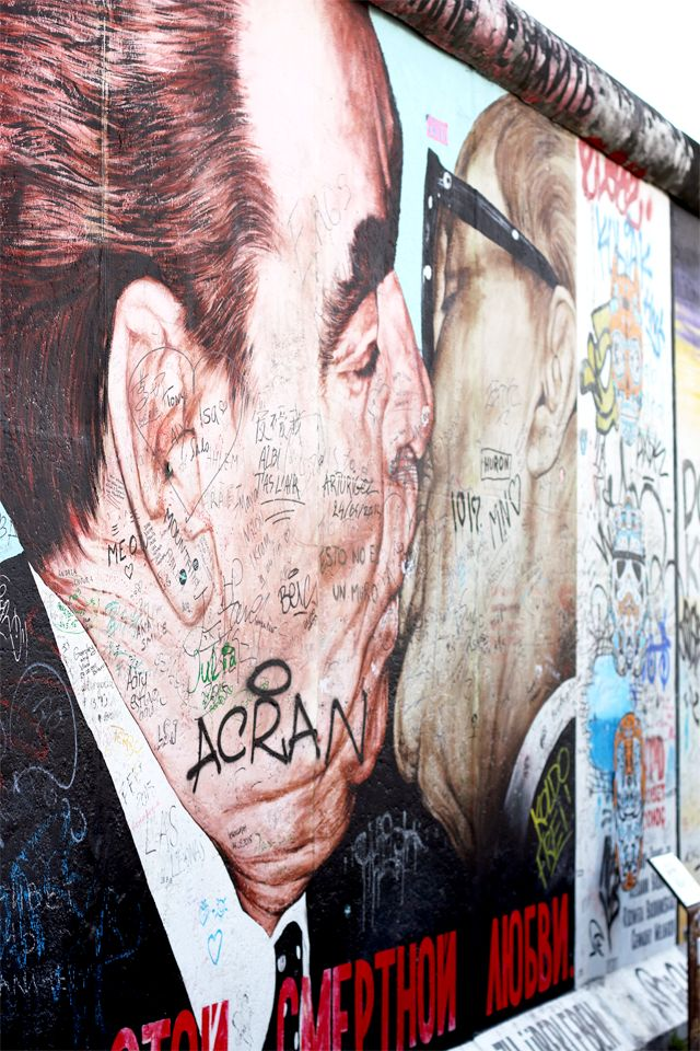East Side Gallery Berlin City Guide - Le Bocal de Kloma