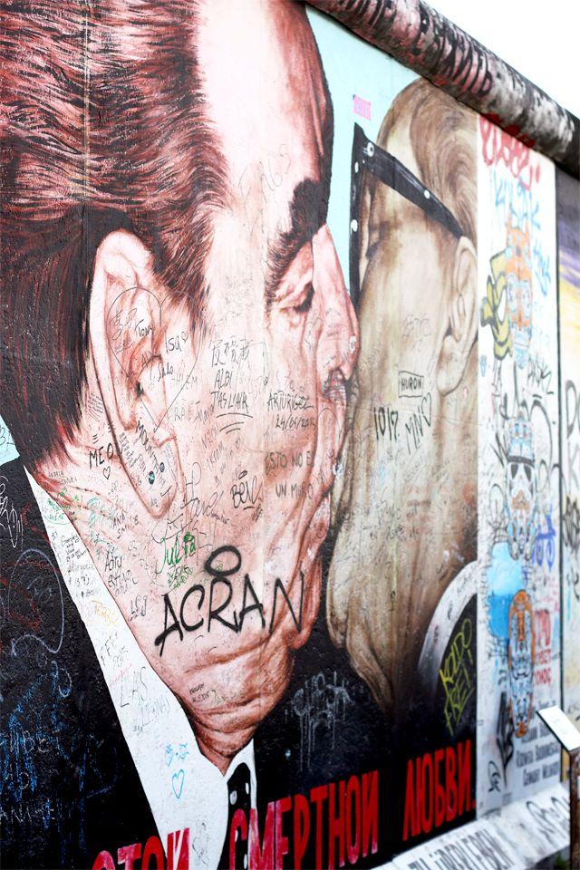 East Side Gallery Berlin City Guide - Le Bocal de Kloma