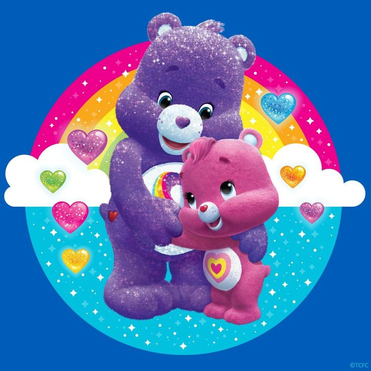 Happiness Is Caring About Something Greater Than Yourself Find This Pin And More On Care Bear