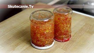 sosy słodko-ostre - YouTube
