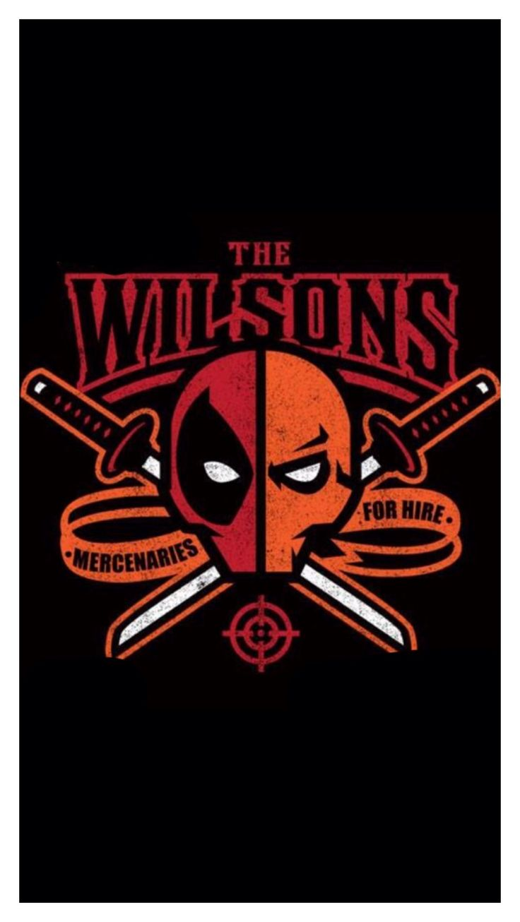 Deadpool and deathstroke, wade Wilson and slade Wilson