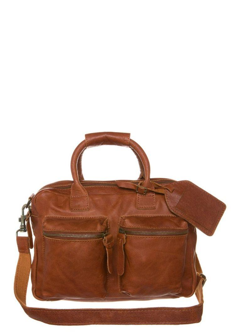 Cowboysbag THE LITTLE BAG - Handtas - cognac - Zalando.nl