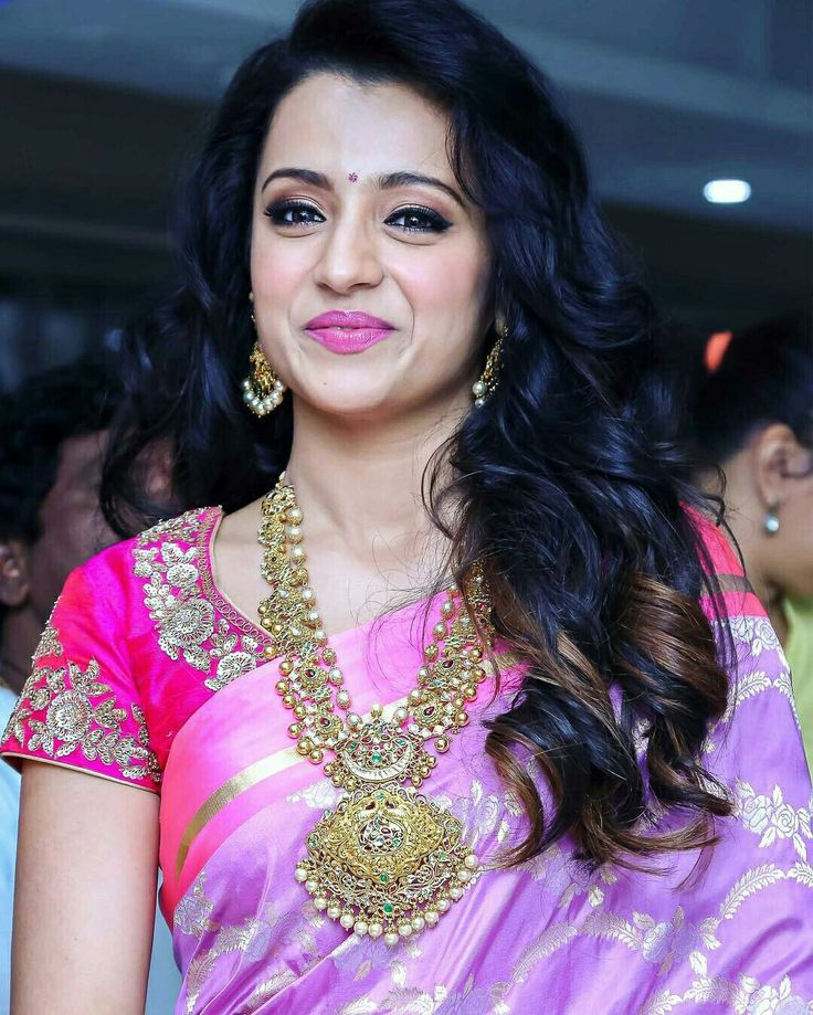 Best 25+ Trisha actress ideas on Pinterest | Block print ...