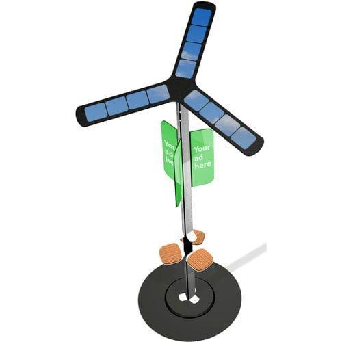 Station de recharge pour téléphone portable / solaire NRG Street Charge