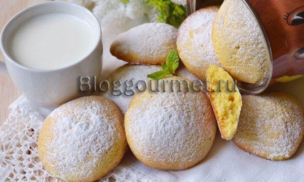 Нежное печенье из кукурузной муки