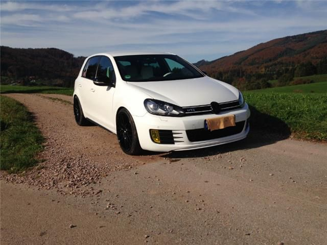 Volkswagen Golf GTI Gebrauchtwagen, Benzin, € 18.549,- in Steinen