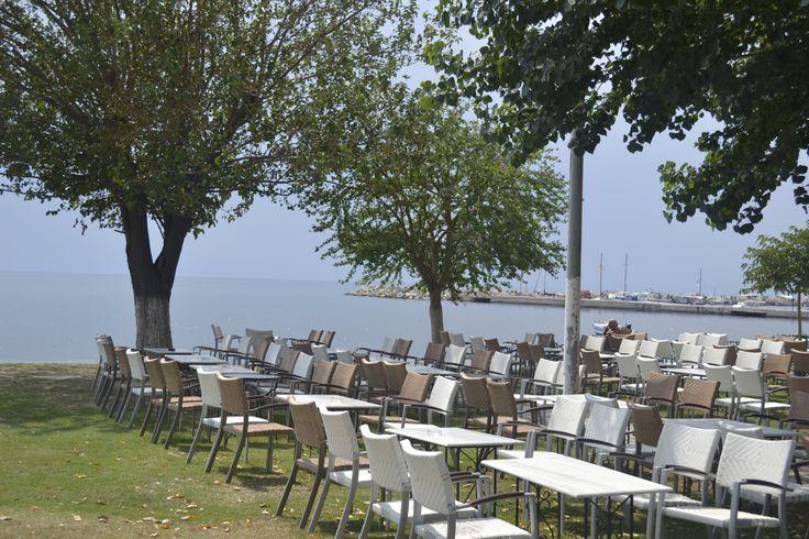 The place to be !!! #Raidos #Greece #Thesalonik #Epanomi beach