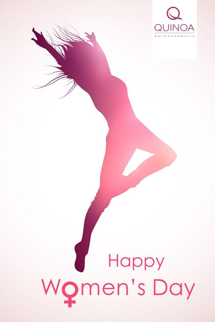 Auguri a tutte le donne da Quinoa Dermocosmetic! www.quinoa.it #8marzo #festadelladonna #donne #womens