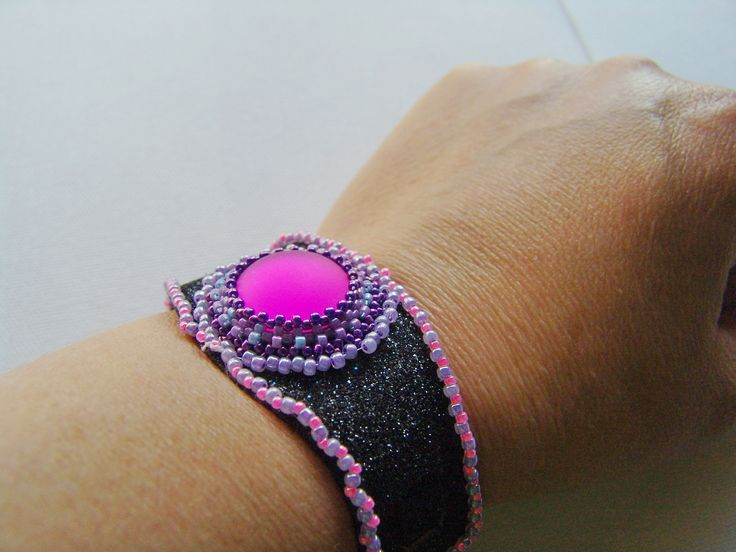 beaded lunasoft bracelet