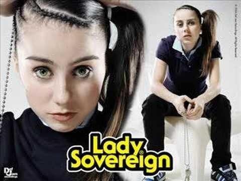 Lady Sovereign Love Me Or Hate Me. The un-censored version... I HATE censored music.