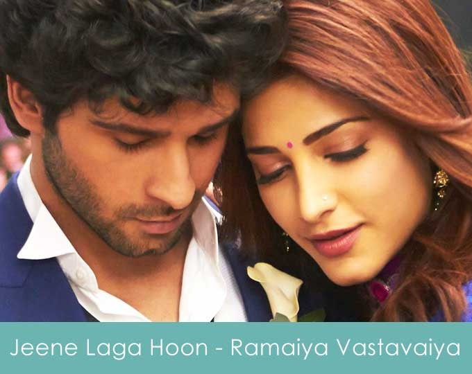 Jeene Laga Hoon Lyrics - Ramaiya Vastavaiya (2013)...Girish Kumar, Shruti Haasan