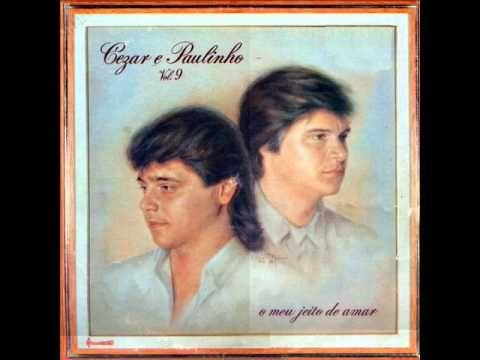 Cezar & Paulinho - Abandonado e Triste