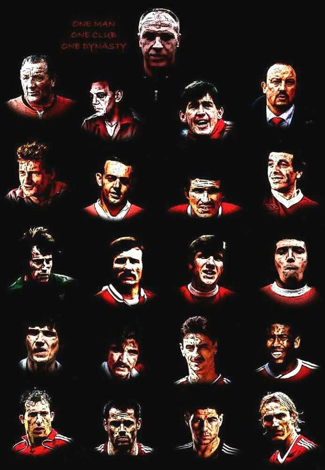 All started with one man ... #Shankly #LFC #Legends