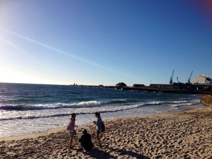 Beaches in Perth