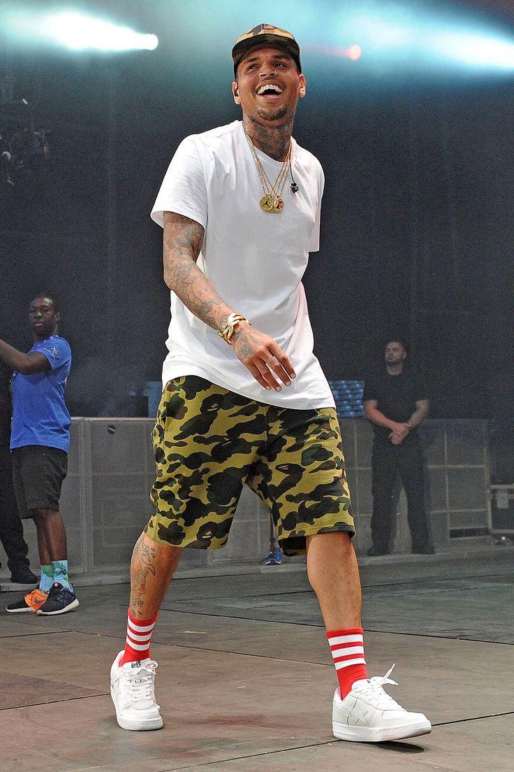 Chris Brown to release seventh album this fall   EW.com