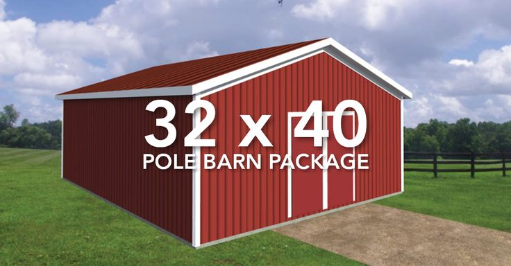 Need extra storage for your taller machinery, farming equipment, boats and ATVs? Add a pole barn the easy way with GNH's new pole barn packages!